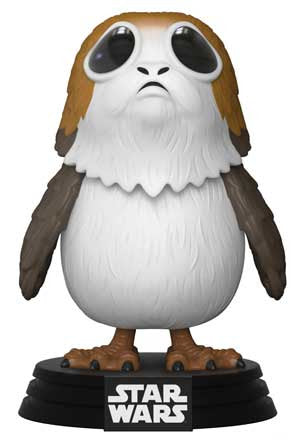 Preorder 2018 Star Wars The Last Jedi Sad Porg POP! Vinyl Figure