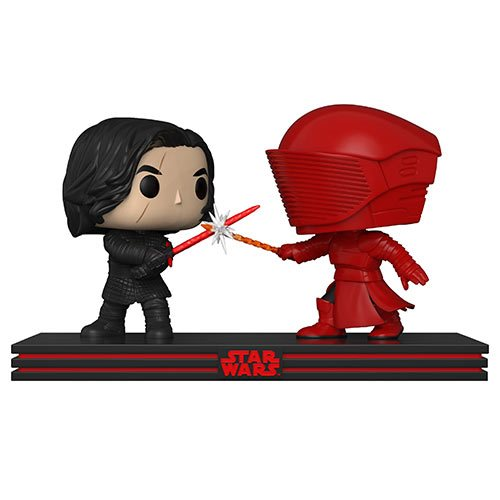 Preorder 2018 Star Wars The Last Jedi Kylo Ren & Praetorian Guard POP! Vinyl Figure