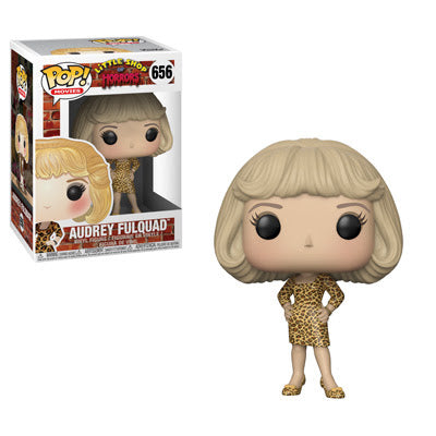 Little Shop of Horrors Audrey Fulquad Pop! Vinyl Figure #656