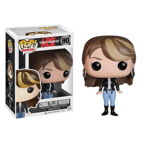 Sons of Anarchy Gemma Morrow Pop! Vinyl Figure #90