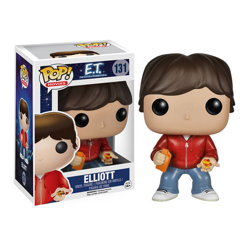 E.T. Elliot Pop! Vinyl Figure #131