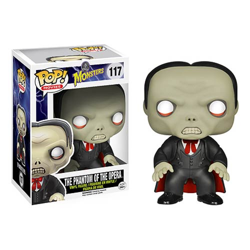 Universal Monsters Phantom of the Opera Pop! Vinyl Figure