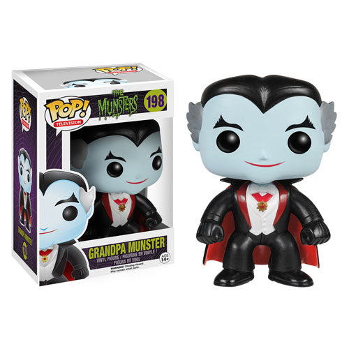 Munsters Grandpa Munster Pop! Vinyl Figure #198