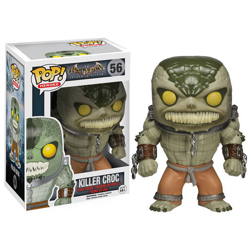 Batman Arkham Asylum Killer Croc Pop! Vinyl Figure #56