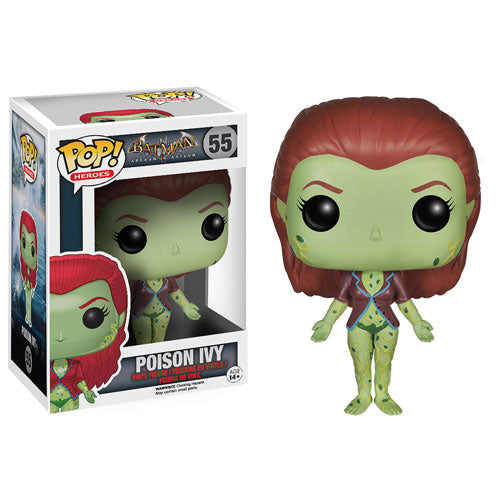 Batman Arkham Asylum Poison Ivy Pop! Vinyl Figure