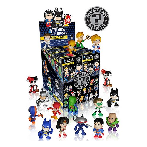 DC Comics Mystery Minis Mini-Figure (One Random Figure)