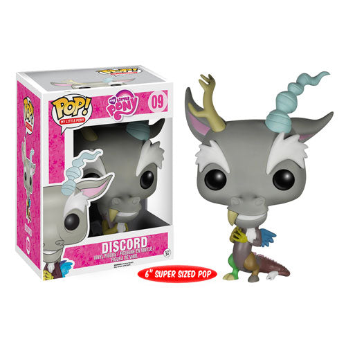 My Little Pony Friendship is Magic Discord 6-Inch Pop! Vinyl Figure