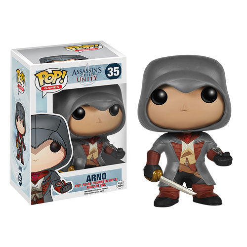 Assassin's Creed Unity Arno Pop! Vinyl Figure