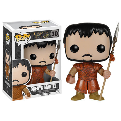 Game of Thrones Oberyn Martell Pop! Vinyl Figure