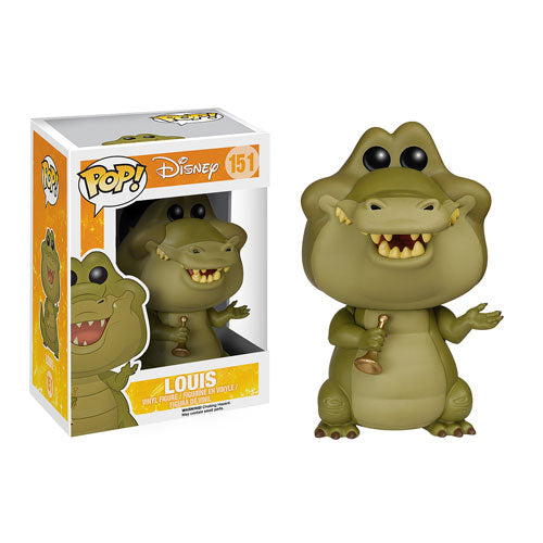 Disney Princess and the Frog Louis the Alligator Pop! Vinyl Figure