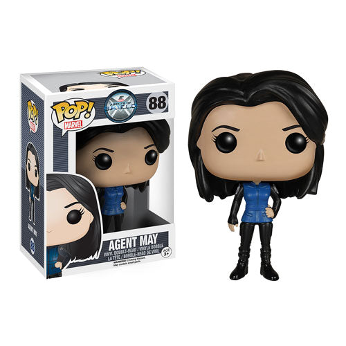 Agents of SHIELD Agent Melinda May Pop! Vinyl Figure Bobble Head