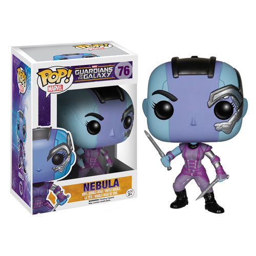 Guardians of the Galaxy Nebula Pop! Vinyl Bobble Figure