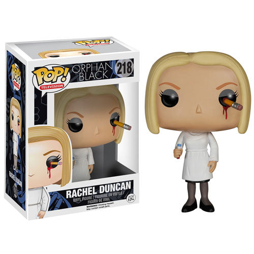 Orphan Black Pencil Eye Rachel Duncan Pop! Vinyl Figure