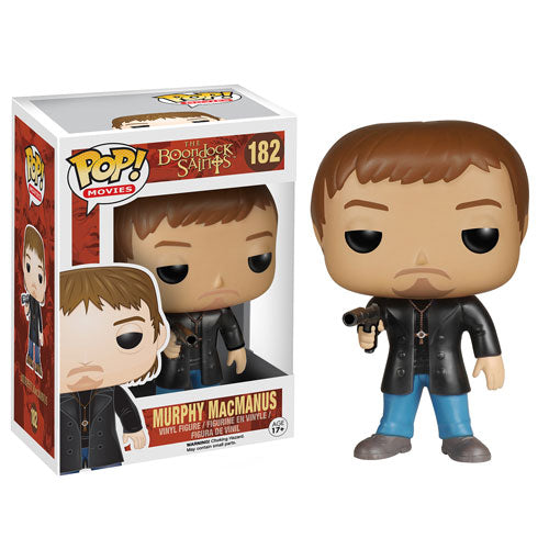 Boondock Saints Murphy MacManus Pop! Vinyl Figure