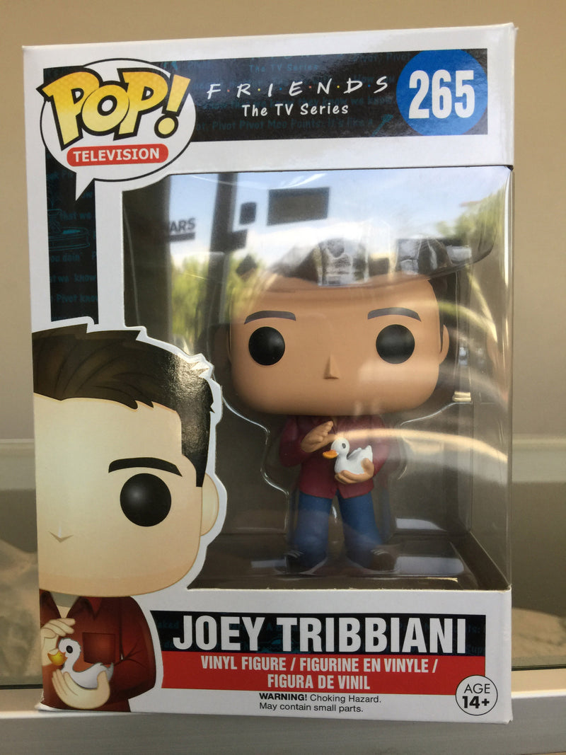 Friends Joey Tribbiani Pop! Vinyl Figure #265