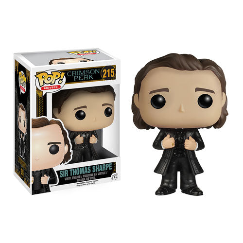Crimson Peak Sir Thomas Sharpe Pop! Vinyl Figure