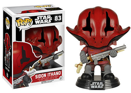 Star Wars: Episode VII The Force Awakens Sidon Ithano Pop! Vinyl Figure #83