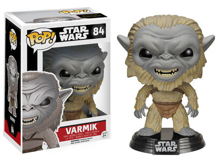 Star Wars: Episode VII - The Force Awakens Varmik Pop! Vinyl Bobble Head