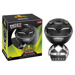 Preorder FEB 2017 Mighty Morphin' Power Rangers Black Ranger Dorbz Vinyl Figure - Toy Wars - Funko