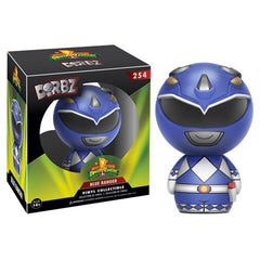 Preorder FEB 2017 Mighty Morphin' Power Rangers Blue Ranger Dorbz Vinyl Figure - Toy Wars - Funko