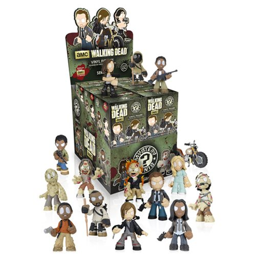 Walking Dead Series 4 Mystery Mini (One Random Figure)