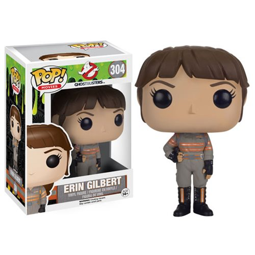 Ghostbusters Erin Gilbert Pop! Vinyl Figure