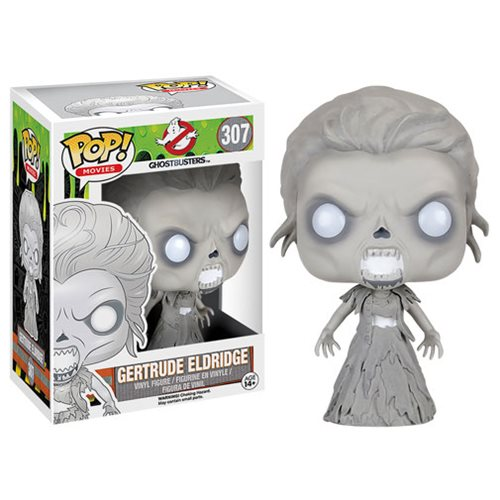 Ghostbusters Gertrude Eldridge Pop! Vinyl Figure