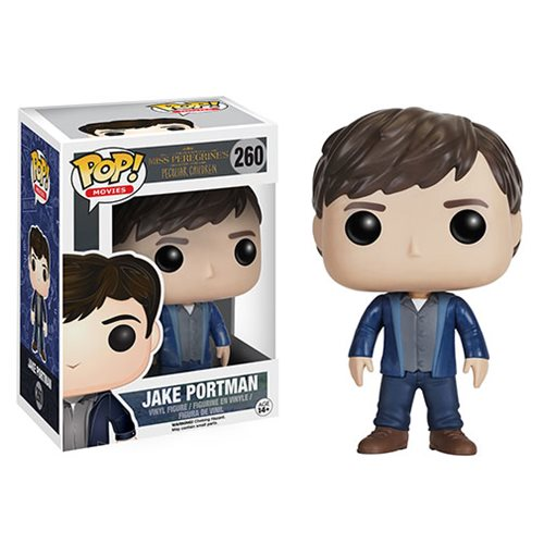 Miss Peregrine's Jacob Portman Pop! Vinyl Figure