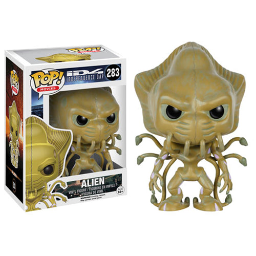 Independence Day Alien Pop! Vinyl Figure #283
