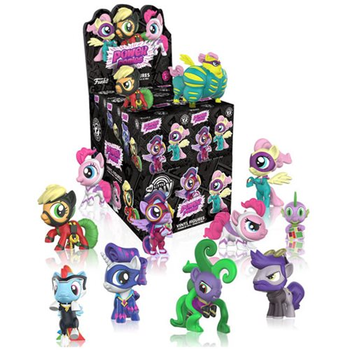 Preorder JAN 2017 Power Ponies Mystery Minis Mini-Figure (One Random Figure) - Toy Wars - Funko