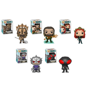 Preorder Aquaman Pop! Vinyl Figures Set of 5