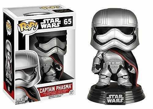 Star Wars Episode VII Captain Phasma Funko POP! Vinyl Figure