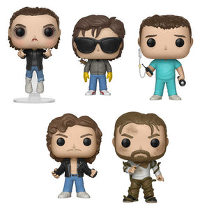Preorder June 2018 Stranger Things Pop! Vinyl Figures Set of 5