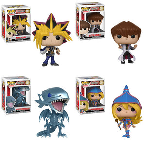 Preorder Yu-Gi-Oh! Pop! Vinyl Figures Set of 4