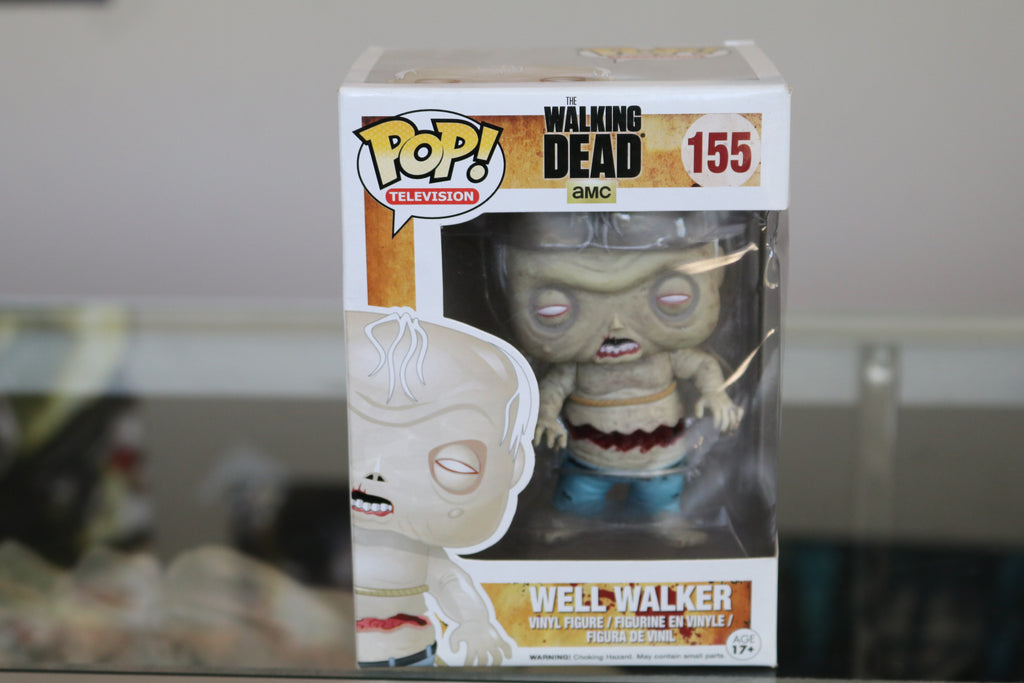Walking Dead Well Walker Pop! Vinyl Figure #155