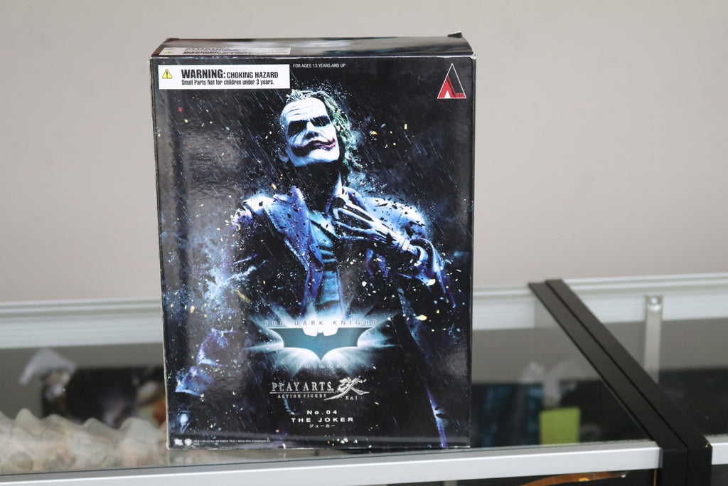 Square-Enix Batman Dark Knight Trilogy Joker Play Arts