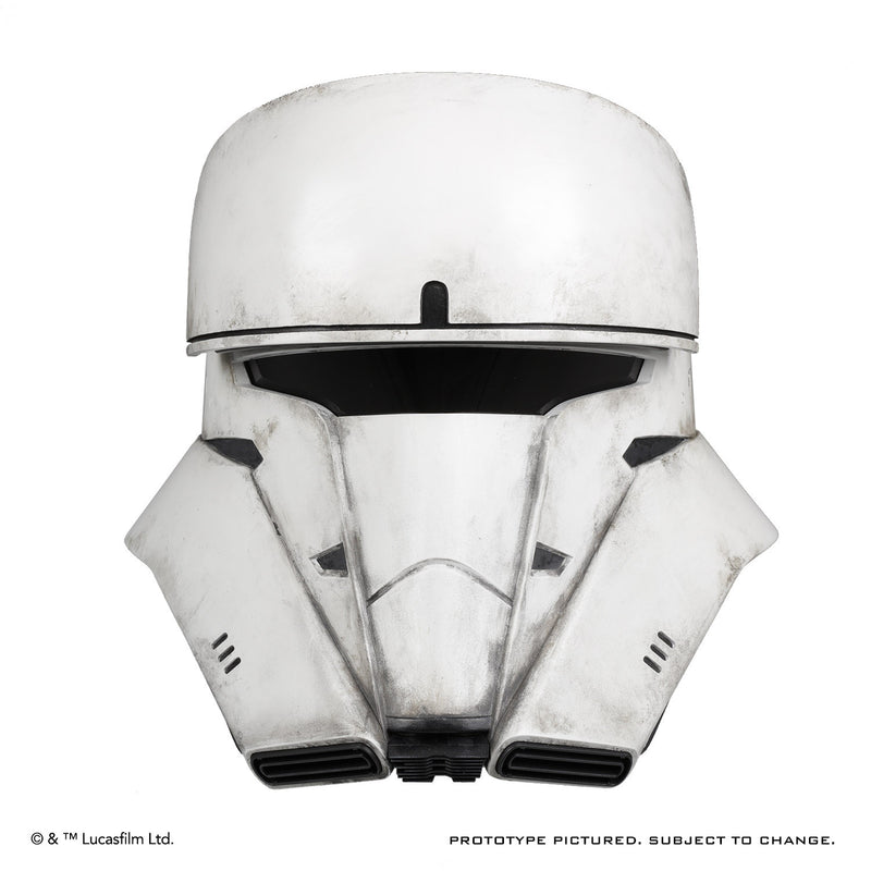 Preorder July 2017 Star Wars Rogue One Imperial Tank Trooper Helmet Accessory