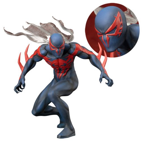 Preorder May 2018 Marvel Now! Spider-Man 2099 ArtFX+ Statue
