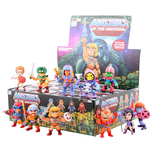 The Loyal Subjects Masters of the Universe1 Blind Box Action Figure (One Random Figure)