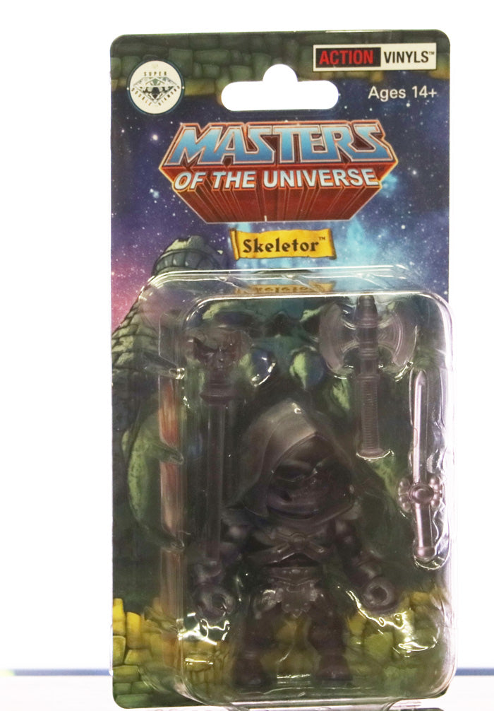 Loyal Subjects SDDC Purple Skeletor Figure LE 451 - Toy Wars - Loyal Subjects