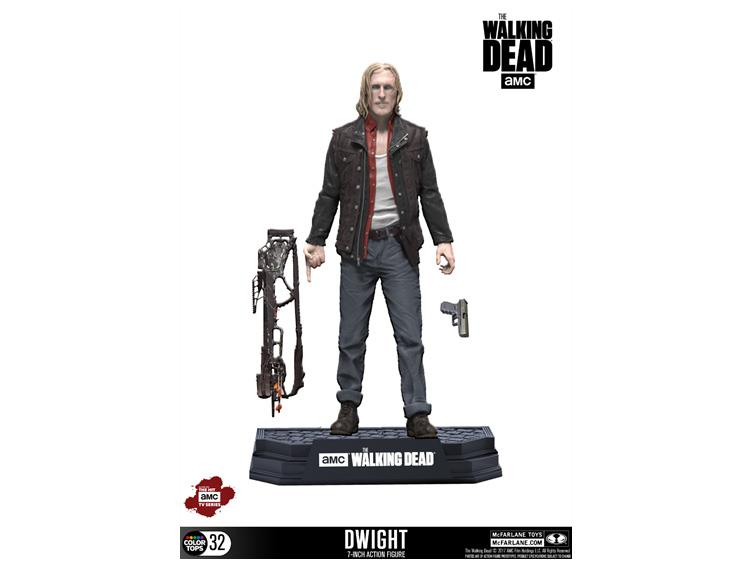 Preorder September 2017 Walking Dead Dwight 7 Inch Action Figure