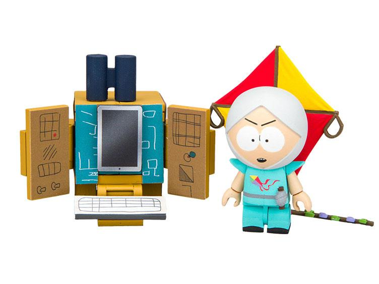 "Preorder September 2017 South Park ""The Human Kite"" Kyle With Supercomputer Micro Construction Set"