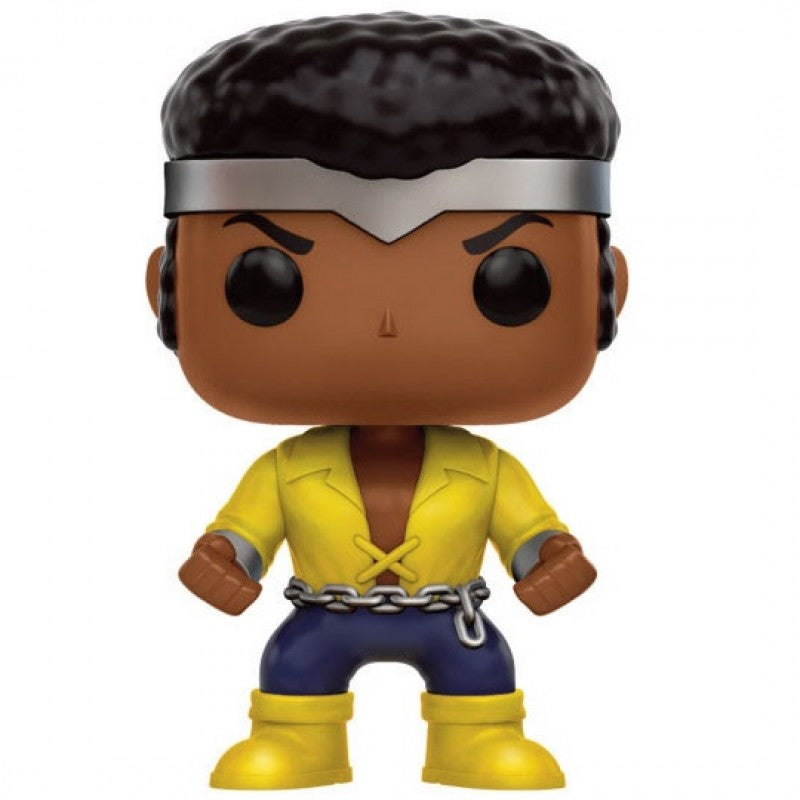 Marvel Luke Cage Pop! Vinyl Bobble Figure - Previews Exclusive