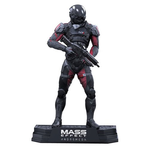 Preorder JULY 2017 Mass Effect Andromeda Scott Ryder 7-Inch Action Figure