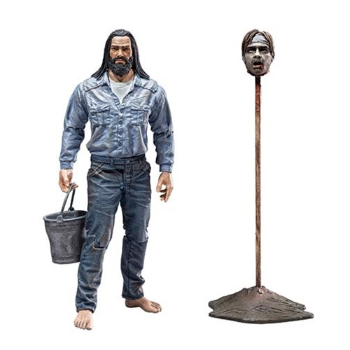 Walking Dead Comic Series 5 Negan Imprisoned Action Figure - Toy Wars - McFarlane Toys