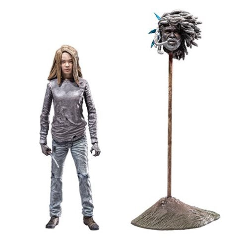 Walking Dead Comic Series 5 Lydia Action Figure - Toy Wars - McFarlane Toys