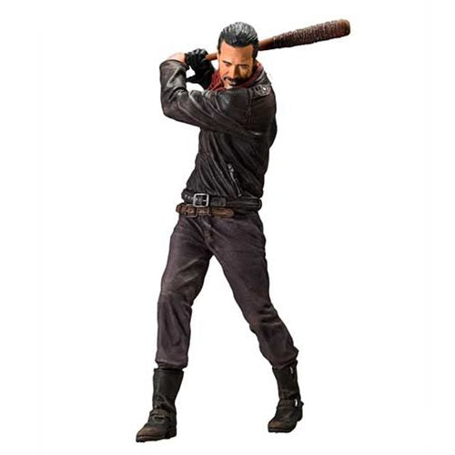 Preorder September 2017 Walking Dead Negan Deluxe 10-Inch Action Figure