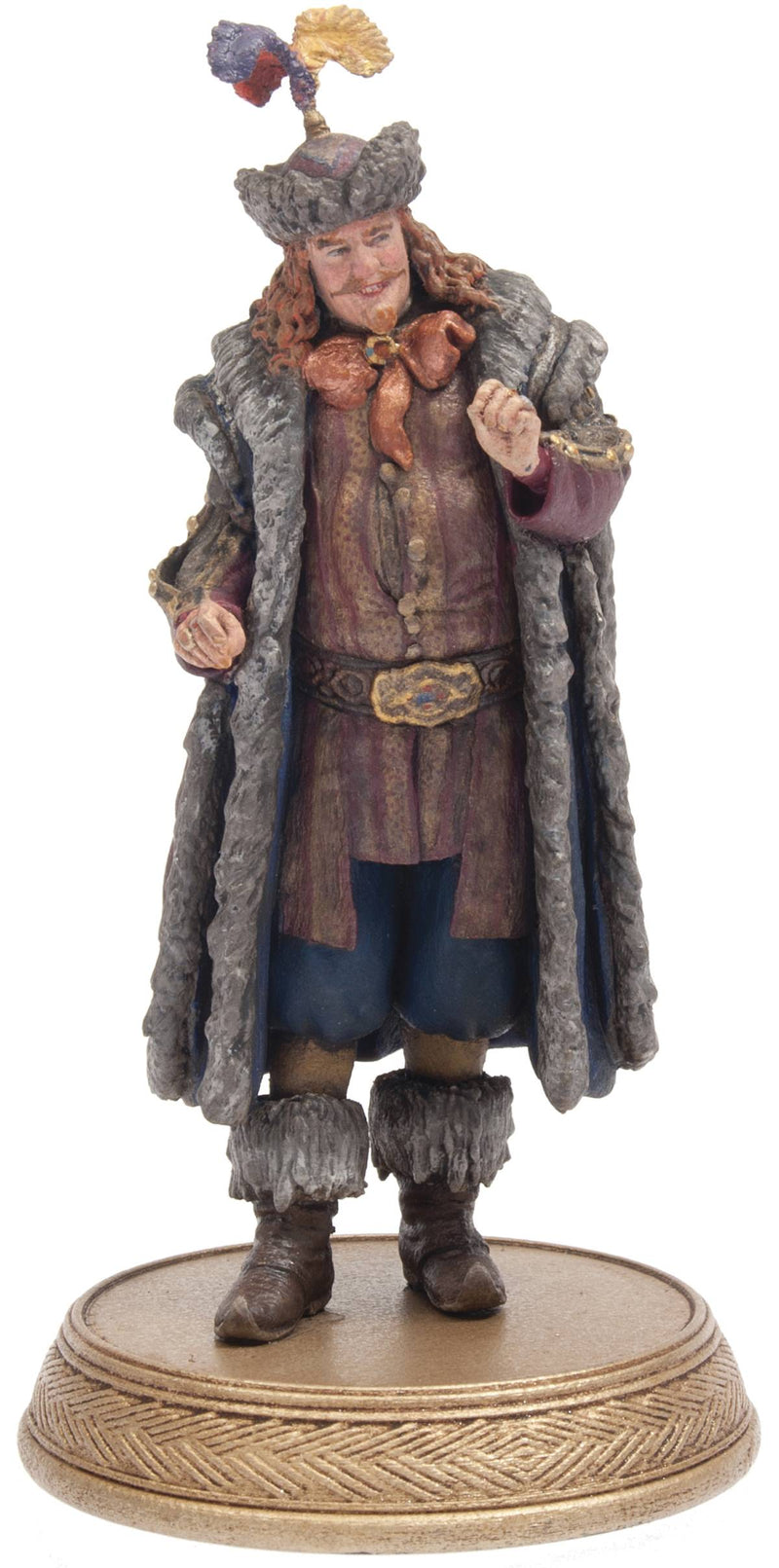 Hobbit Motion Picture Figure and Magazine #8 Master of Laketown