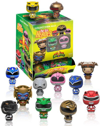 Funko Power Rangers Classic One Mystery Pint Size Heroes Figure