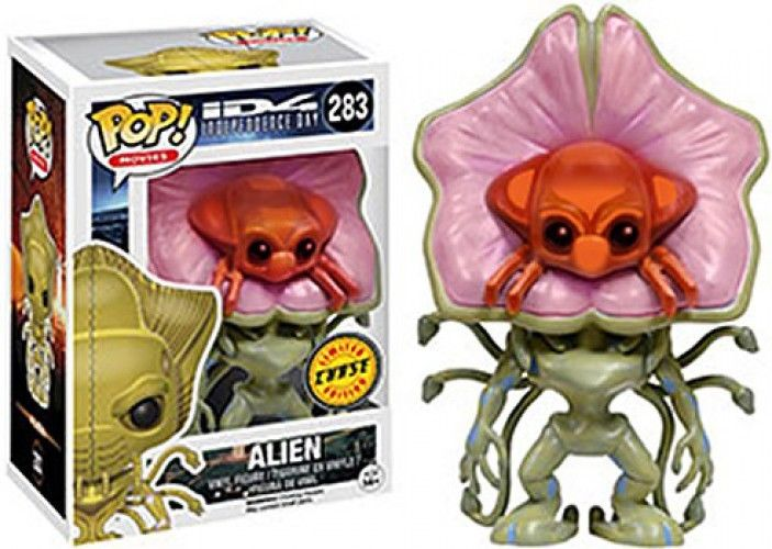 Independence Day Alien Chase Pop! Vinyl Figure #283